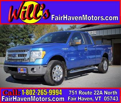 2013 Ford F-150 for sale in Fair Haven, VT