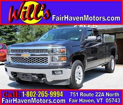 2015 Chevrolet Silverado 1500 for sale in Fair Haven, VT