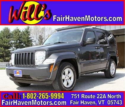 2011 Jeep Liberty for sale in Fair Haven, VT