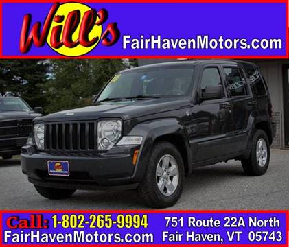 2010 Jeep Liberty for sale in Fair Haven, VT