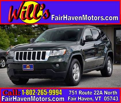 2011 Jeep Grand Cherokee for sale in Fair Haven, VT