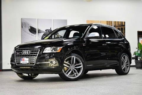 2015 Audi SQ5 for sale in Canton, MA