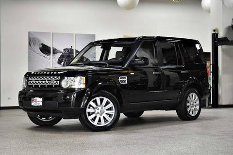 2013 Land Rover LR4 for sale in Canton, MA