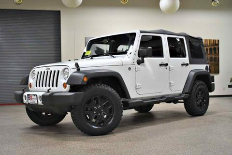 2013 Jeep Wrangler Unlimited for sale in Canton, MA