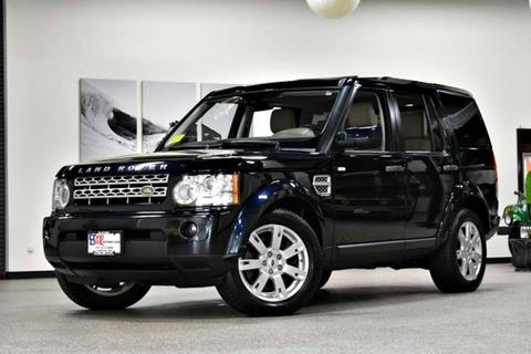 2010 Land Rover LR4 for sale in Canton, MA