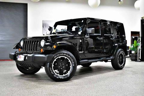 2012 Jeep Wrangler Unlimited for sale in Canton, MA
