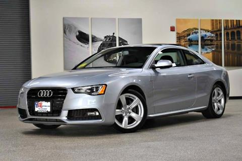 2015 Audi A5 for sale in Canton, MA