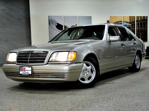 1999 mercedes benz s class for sale for Done deal motors canton ma