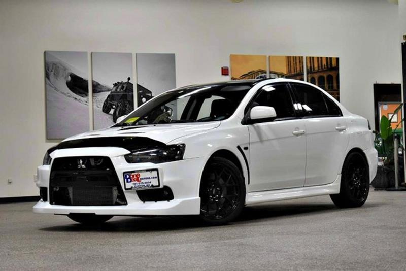 2013 Mitsubishi Lancer Evolution For Sale At DONE DEAL MOTORS In Canton MA