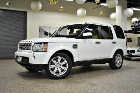 2011 Land Rover LR4 for sale in Canton, MA