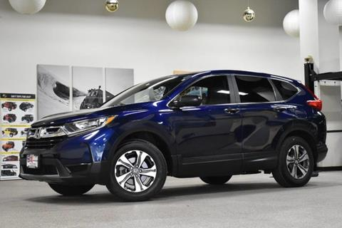 2017 Honda CR-V for sale in Canton, MA