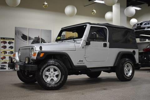 2005 Jeep Wrangler for sale in Canton, MA