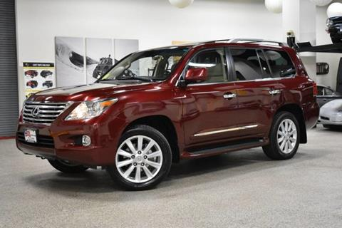 2008 Lexus LX 570 for sale in Canton, MA