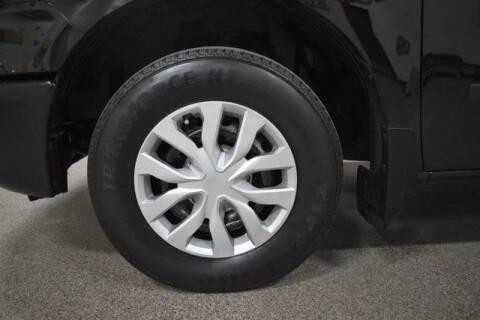 2017 Nissan NV Passenger