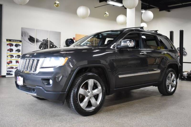 2011 Jeep Grand Cherokee for sale at DONE DEAL MOTORS in Canton MA