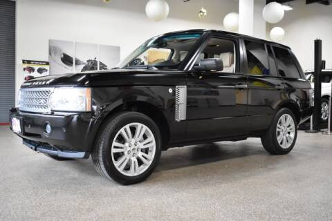 2009 Land Rover Range Rover for sale at DONE DEAL MOTORS in Canton MA