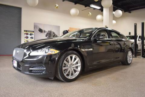 2011 Jaguar XJL for sale at DONE DEAL MOTORS in Canton MA