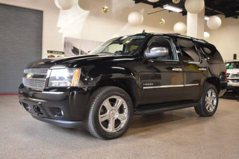 2013 Chevrolet Tahoe for sale at DONE DEAL MOTORS in Canton MA