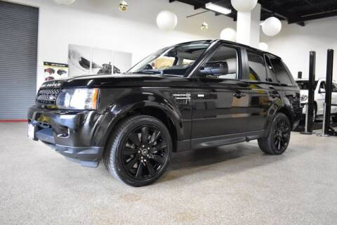 2013 Land Rover Range Rover Sport for sale at DONE DEAL MOTORS in Canton MA