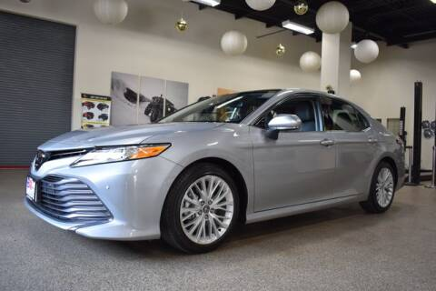 2020 Toyota Camry for sale at DONE DEAL MOTORS in Canton MA