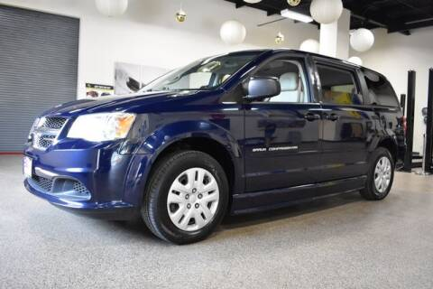2014 Dodge Grand Caravan for sale at DONE DEAL MOTORS in Canton MA