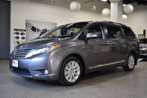 2016 Toyota Sienna for sale at DONE DEAL MOTORS in Canton MA