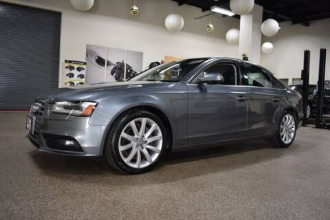 2013 Audi A4 for sale at DONE DEAL MOTORS in Canton MA
