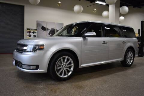 2015 Ford Flex for sale at DONE DEAL MOTORS in Canton MA