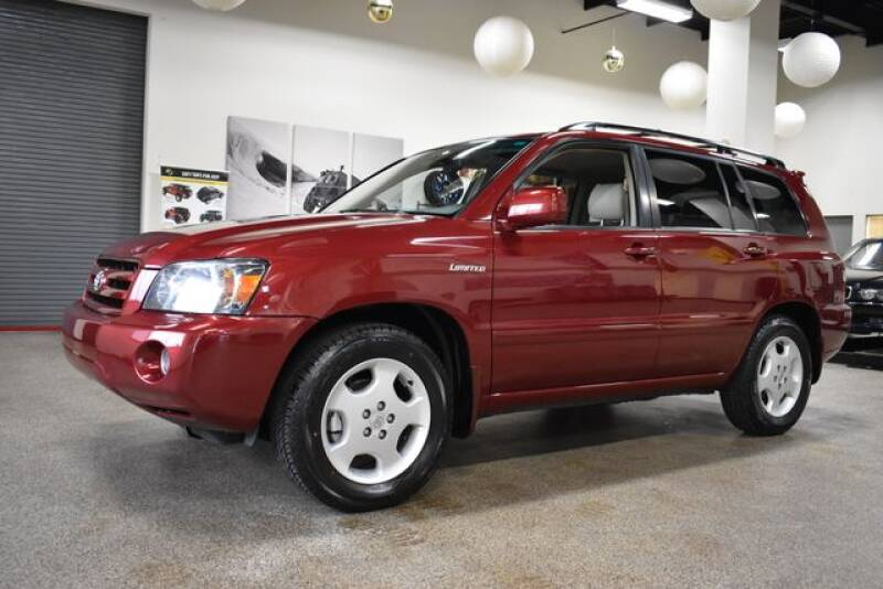 2006 Toyota Highlander for sale at DONE DEAL MOTORS in Canton MA
