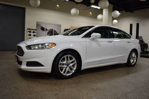 2013 Ford Fusion for sale at DONE DEAL MOTORS in Canton MA