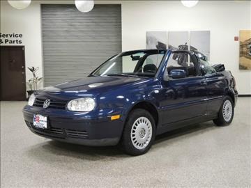 2001 Volkswagen Cabrio for sale in Canton, MA