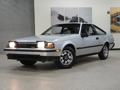 1985 Toyota Celica For Sale  Carsforsalecom