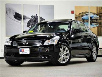 Infiniti for sale in canton ma for Done deal motors canton ma