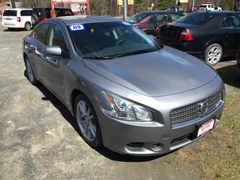 2009 Nissan Maxima for sale in Dingmans Ferry, PA