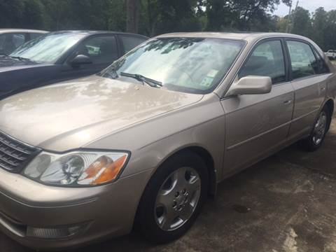2003 Toyota Avalon for sale in Lake Charles, LA