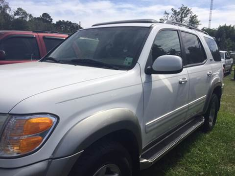 2002 Toyota Sequoia for sale in Lake Charles, LA