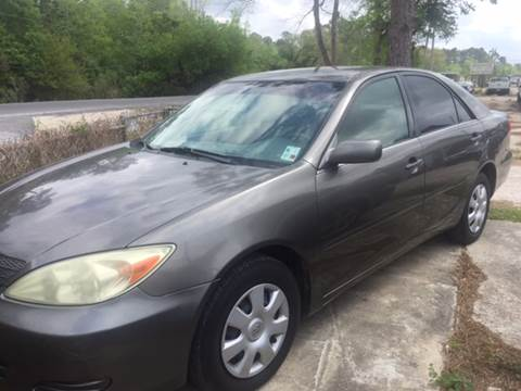 2004 Toyota Camry For Sale In Lake Charles, LA