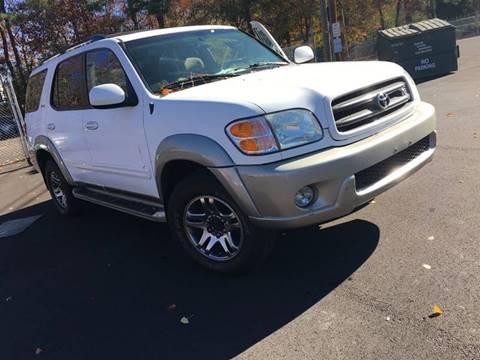 2004 Toyota Sequoia for sale at BRAVA AUTO BROKERS LLC in Clarkston GA