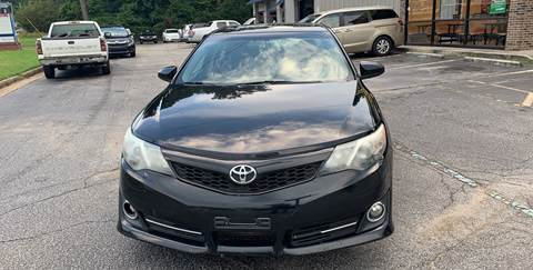 2012 Toyota Camry for sale in Clarkston, GA