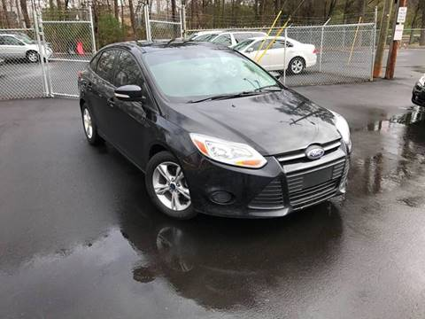 2013 Ford Focus for sale at BRAVA AUTO BROKERS LLC in Clarkston GA