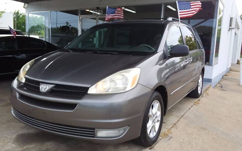 2005 Toyota Sienna For Sale At Union Auto Group In Garland TX