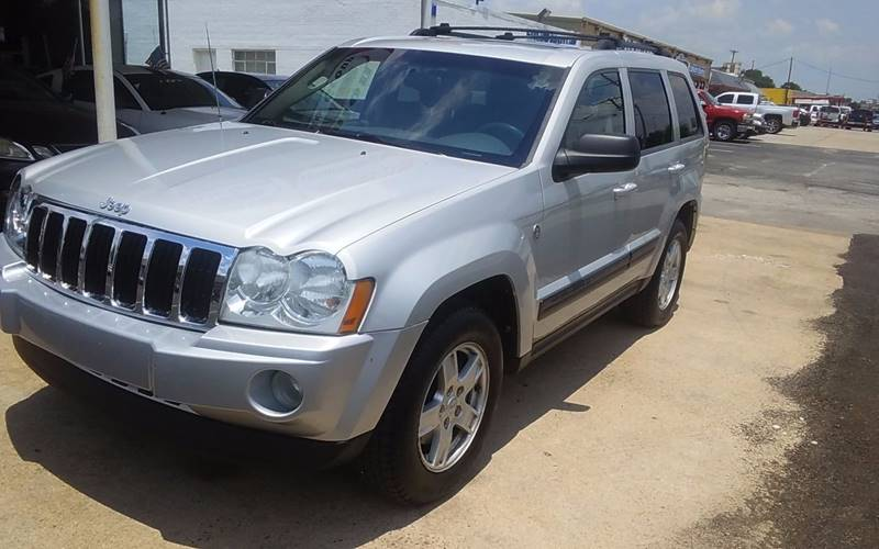 2006 Jeep Grand Cherokee For Sale At Union Auto Group In Garland TX