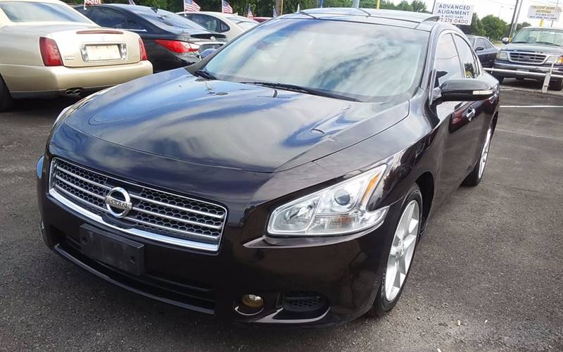 2010 Nissan Maxima 3.5 S In Garland TX - Union Auto Group