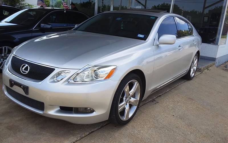2007 Lexus GS 350 For Sale At Union Auto Group In Garland TX
