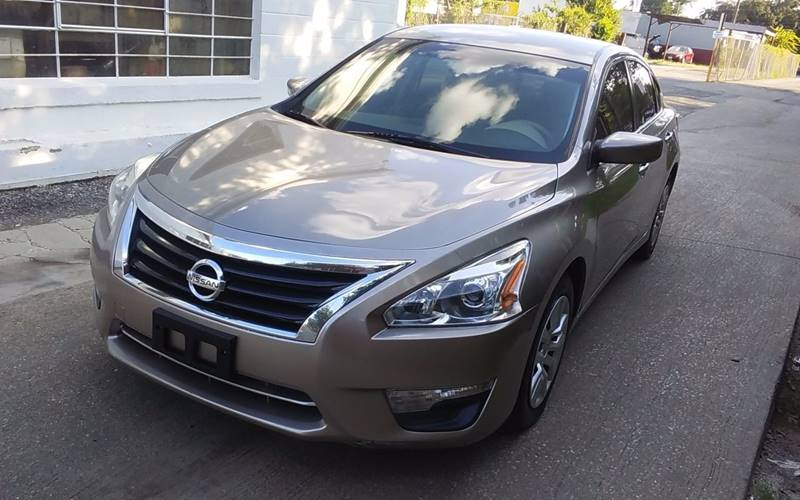 2014 Nissan Altima 2.5 S In Garland TX - Union Auto Group
