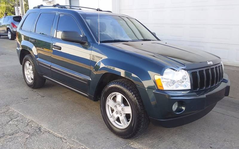 Good 2005 Jeep Grand Cherokee For Sale At Union Auto Group In Garland TX