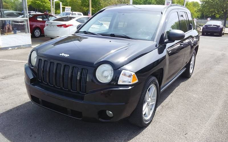 2007 Jeep Compass For Sale At Union Auto Group In Garland TX