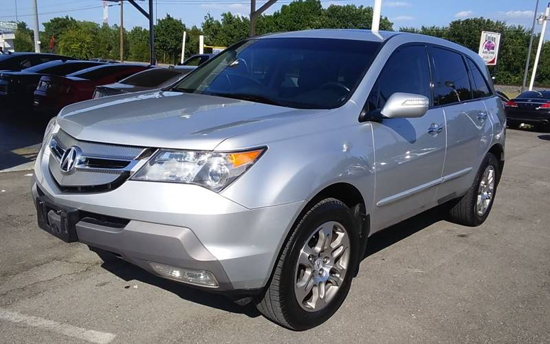 Acura MDX SHAWD WTech WRES In Garland TX Union Auto Group - Acura mdx 2007 for sale
