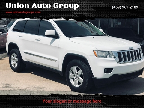 2013 Jeep Grand Cherokee for sale in Garland, TX