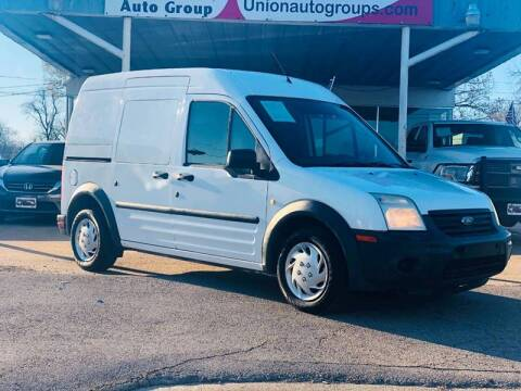 2011 Ford Transit Connect Cargo Van XL for sale at Union Auto Group in Garland TX